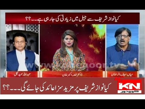 Hot Seat With Dr Fiza Khan 27 August 2018 | Kohenoor News Pakistan