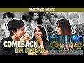 IDOL/Save Me/I'm Fine (Comeback Show) | Reaction