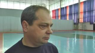 Виталий Прудников, главный тренер команды 2007 г.р Явор-Олимп (Смела)