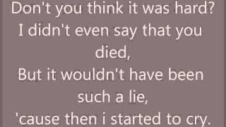 Bluebird By Christina Perri Lyrics