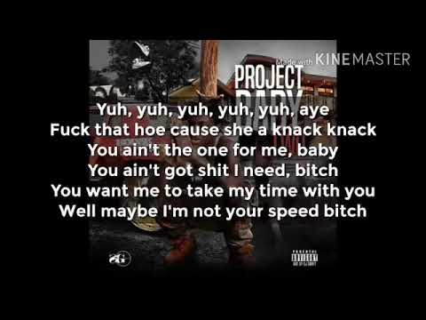 Kodak Black - Roll In Peace Ft. XxxTentacion (Lyrics) Project Baby 2