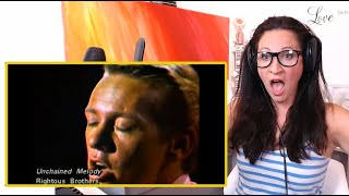 Vocal Coach Reacts - Righteous Brothers - Unchained Melody