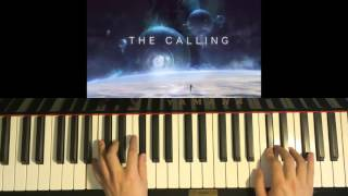 HOW TO PLAY - TheFatRat - The Calling (feat. Laura Brehm) (Piano Tutorial)