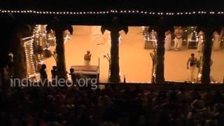 Sree Padmanabhaswamy temple festivities