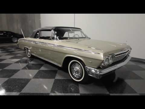 Video of '62 Impala - JUUE