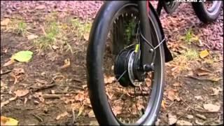 """""""Специальный репортаж"""": Похитители велосипедов"""