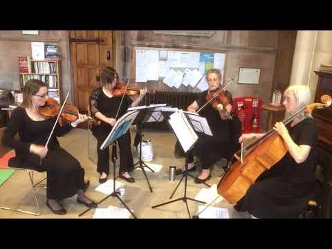 The Calder Valley String Quartet Video