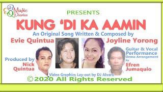 KUNG 'DI KA AAMIN (Song Demo Lyrics Video   - YouTube
