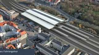 preview picture of video 'ICE-City Erfurt'