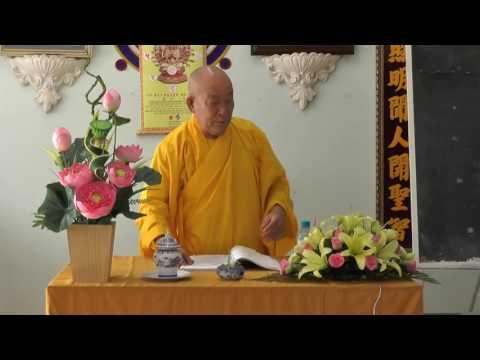 Mật - Tịnh song tu - HT Thích Nhật Quang - Kỳ 6: Mandala Phổ Hiền Bồ Tát