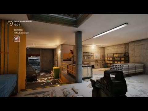 Tom Clancy's Rainbow Six® Siege- ROGUE Squad Ranked ps4 Consulate