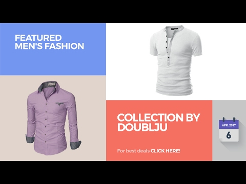 Collection By Doublju Featured Men's Fashion