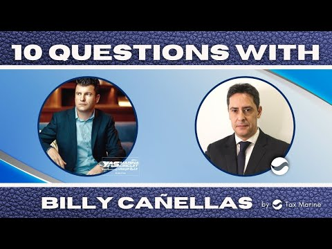 Video thumbnail for 10 questions with... Billy Cañellas | Part 1