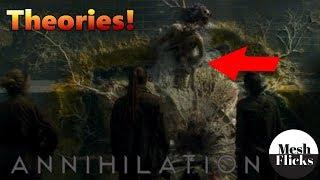 Annihilation   Theories!