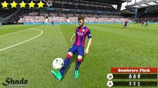 FIFA 15 All 65 Skills Tutorial | Xbox & Playstation | HD 1080p