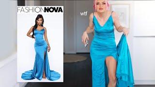I Spent Way Too Much Money On These Fashion Nova Dresses