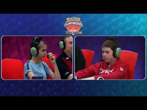 2018 Pokémon North America International Championships: TCG Junior Finals