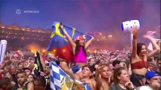 Safri Duo - Played A Live (NWYR Remix) - by Tiësto at Tomorrowland 2017