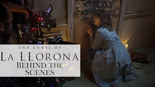 'The Curse of La Llorona' Behind the Scenes