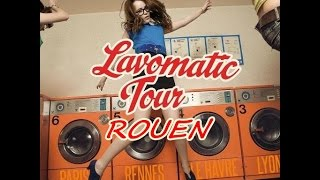 preview picture of video 'LAVOMATIC TOUR ROUEN'