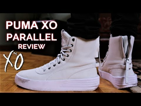 PUMA XO Parallel Review and On-Feet (PUMA x THE WEEKND)