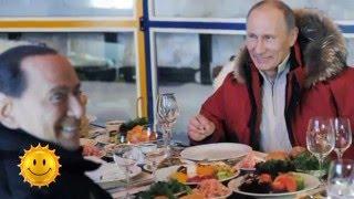 Что едят на завтрак президенты? (25.12.15)