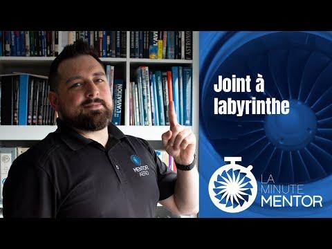Minute Mentor #007 - Joints à labyrinthe