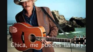 So you don't have to love me anymore - Alan Jackson (traducida al español)