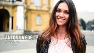 Miss World 2014 Contestant Introduction-Antonija Gogic from Croatia
