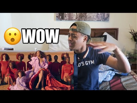 Beyonce - SPIRIT From Disney's The Lion King (Official Video) | REACTION - King Nas