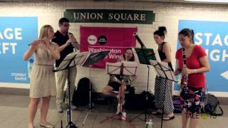 ST Presents: WSW Performs in Union Square