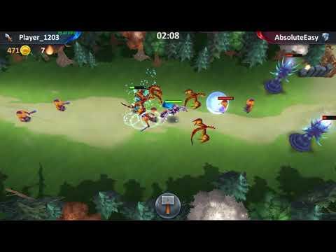 Видео Castles Battles - Битва Замков Онлайн