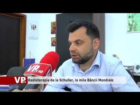 Radioterapia de la Schuller, la mila Băncii Mondiale