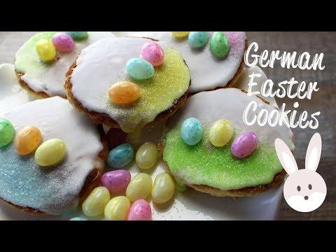 German Easter Cookies – Mini Amerikaner