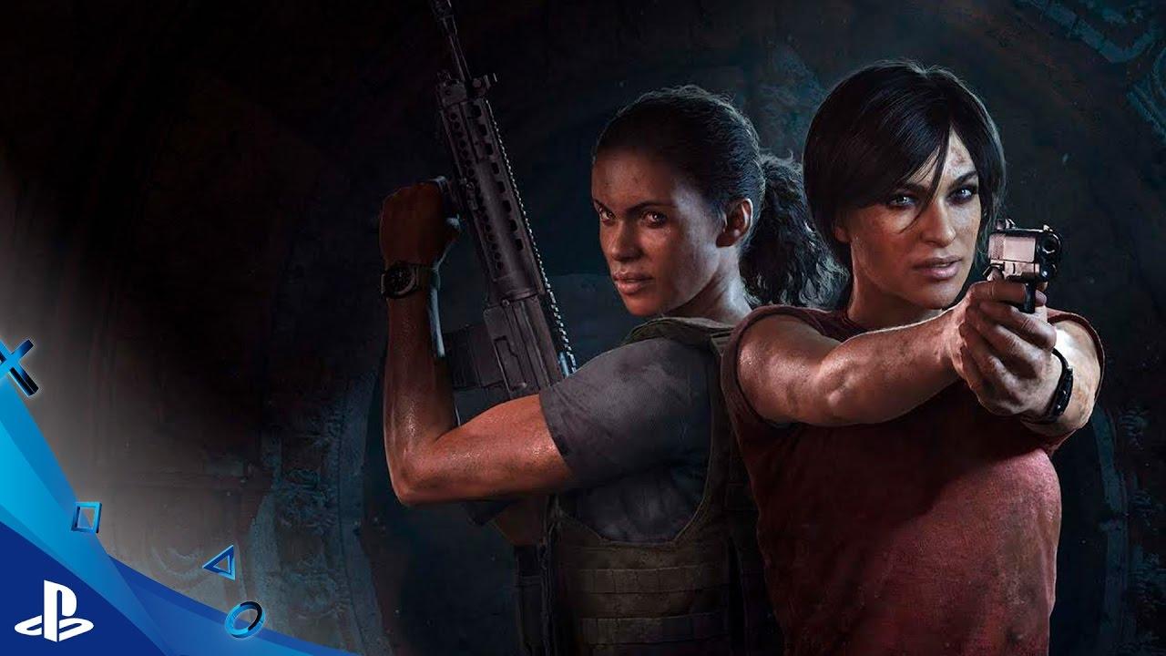 Uncharted: El Legado Perdido – Detalles sobre la pareja protagonista, opciones de combate y sus enormes localizaciones
