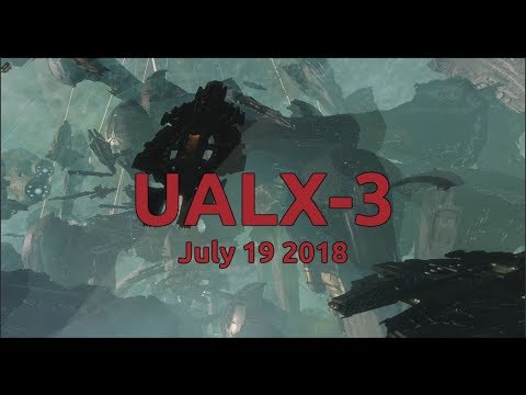 [Cinematic] The Battle of UALX-3