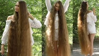 RealRapunzels   Super Long Brown Hair And A Perfect Summer (preview)