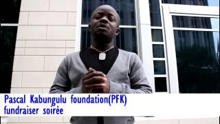 PASCAL KABUNGULU Foundraiser(PFK) SEPT-13-2014