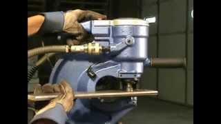 Video Máy đột thủy lực tự động