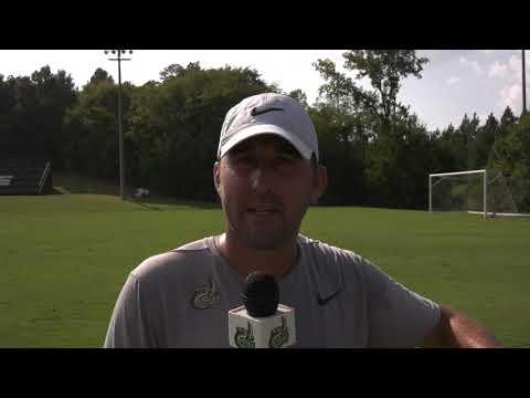 Charlotte49ers Men's Soccer Kentucky Preview