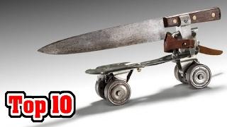 Top 10 MOST DANGEROUS Kids Toys!