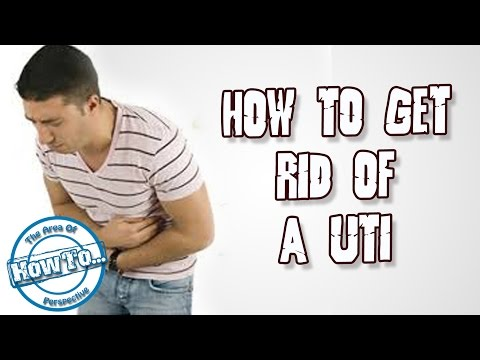 Video How to Get Rid of a UTI by home remedies .. ?!