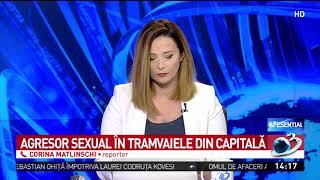 Agresor Sexual în Tramvaiul 41 Din Capitală