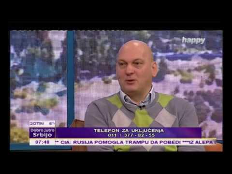 Разговор о Пореклу и Српском ДНК пројекту на Хепи телевизији