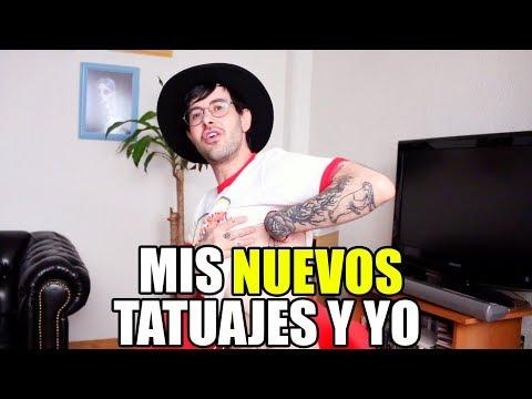 MIIS NUEVOS TATUAJES Y YO | Juanjo Herrera
