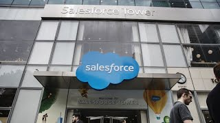 Salesforce Staff Has Option to Keep Working From Home