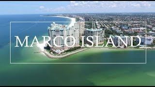 Marco Island Florida by Drone
