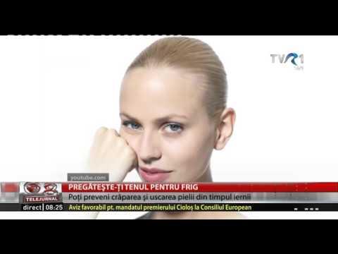 Tratament facial pentru a scapa de dezastrele frigului de afara