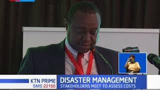 CS Rotich launches research institute on disaster