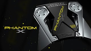 Scotty Cameron Phantom X 6 Putter-video